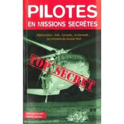 PILOTES EN MISSIONS SECRÉTES