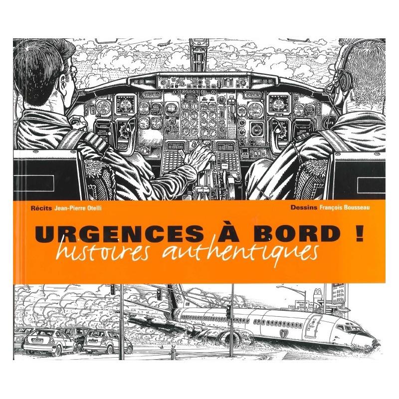URGENCES À BORD HISTOIRES AUTHENTIQUES