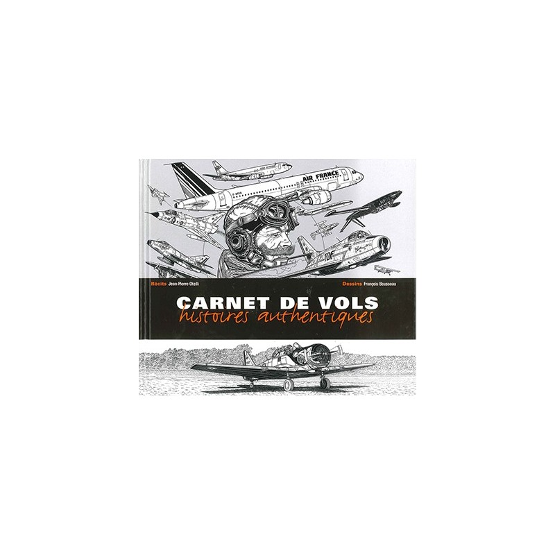 CARNET DE VOLS