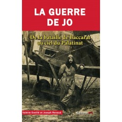 La guerre de JO (disponible le 12/09/2018)