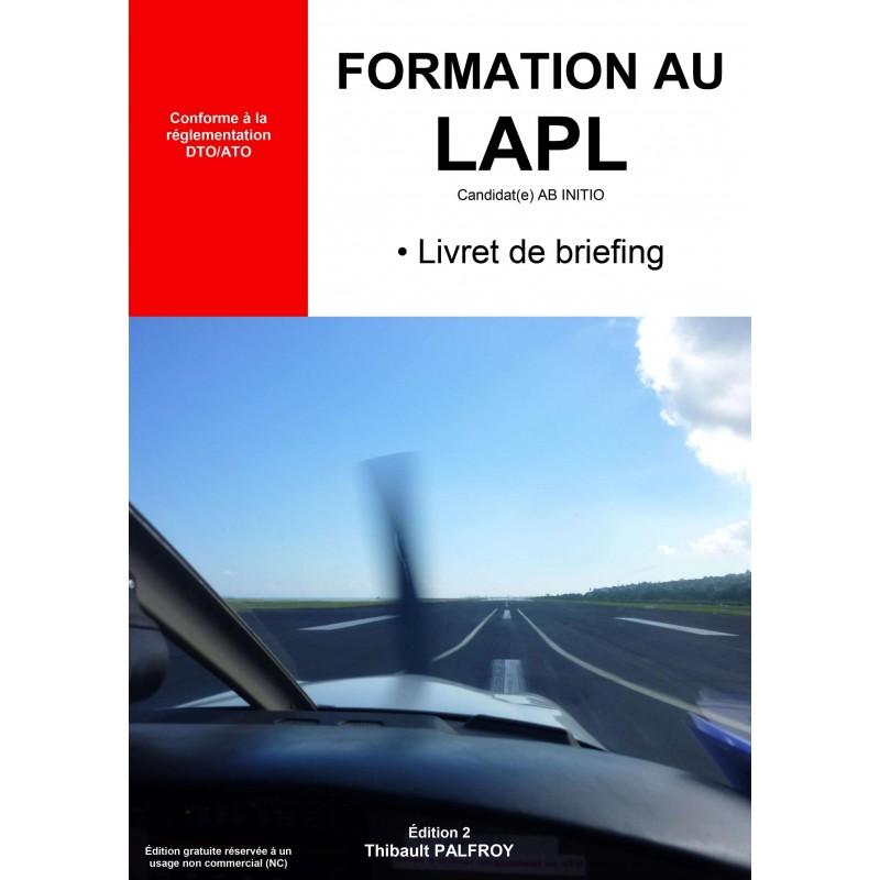 LAPL INITIAL – Livret de briefing Ed2.1