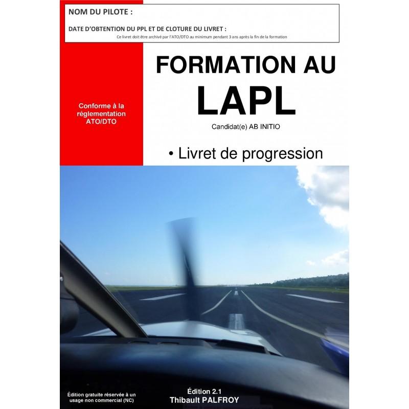 LAPL INITIAL – Livret de progression Ed2.1