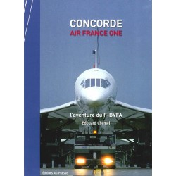 CONCORDE AIR FRANCE ONE