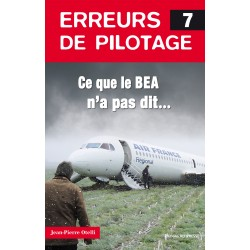 ERREURS DE PILOTAGE 7