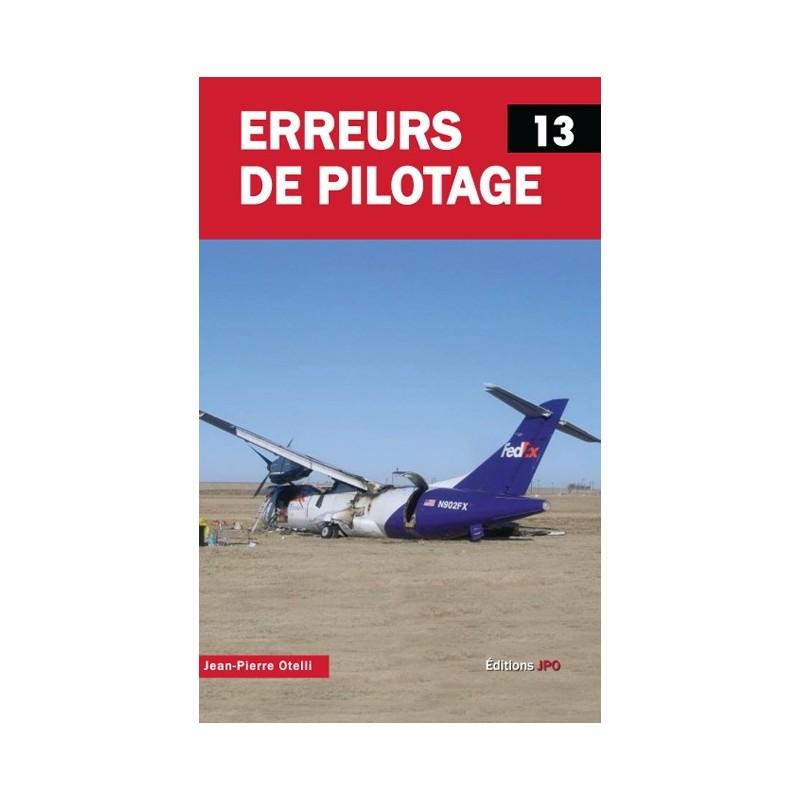 ERREURS DE PILOTAGE 13