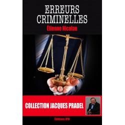 Erreurs criminelles