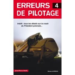 ERREURS DE PILOTAGE 4