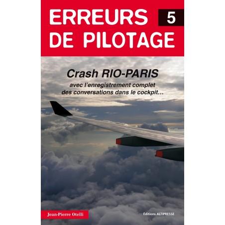 ERREURS DE PILOTAGE 5